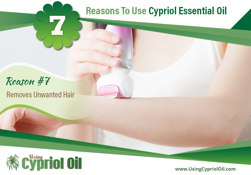 how to use Cypriol oil