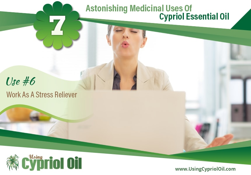 benefits of Cypriol essential oil