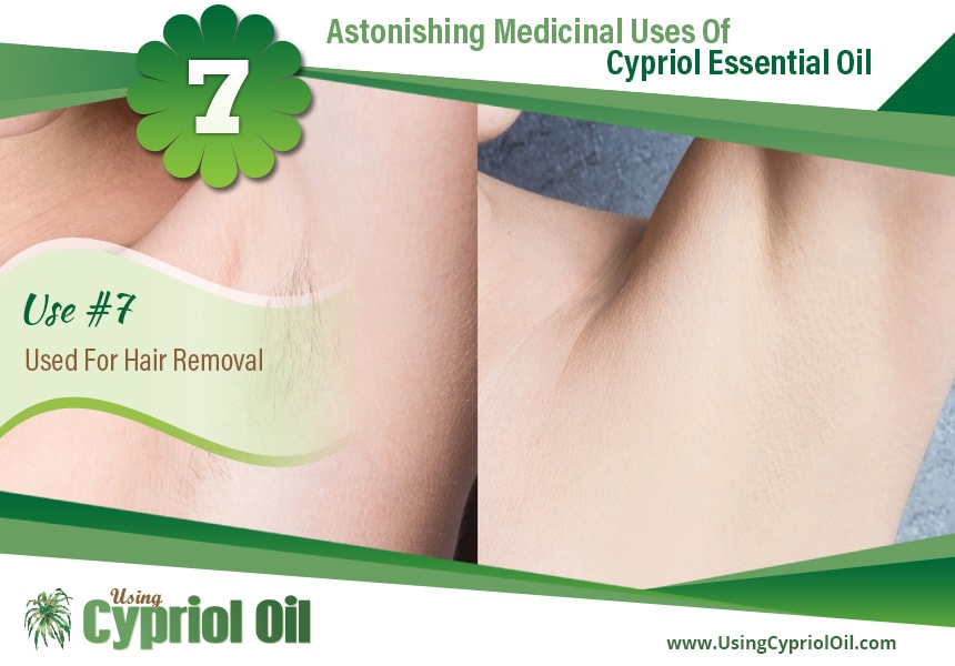 what are the uses of Cypriol oil